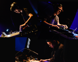 aus / ametsub / DJ AVANTE DjPlay|2015.8.15『Dynamic Nature』ReleaseParty