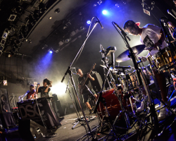 DALLJUB STEP CLUB LIVE|2015.8.15『Dynamic Nature』ReleaseParty