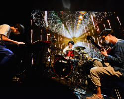 NETWORKS『Phoenergy』LIVE|2015.8.15『Dynamic Nature』ReleaseParty
